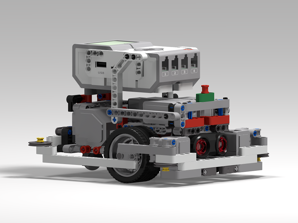DroidBot 2 0 | FLL Tutorials