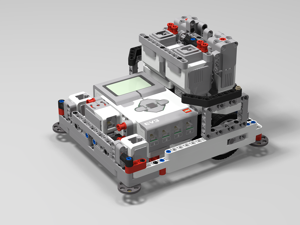 DroidBot Model C | FLL Tutorials